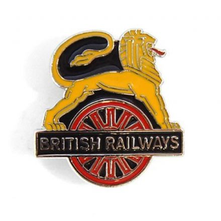 British Railways Lion and Wheel Collectors Badge